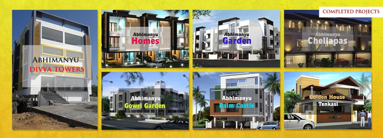 Abhimanyu Garden Housing India P Ltd Is One Of The Most Eminent Construction Company In Chennai Has Built For Itself A Retion On